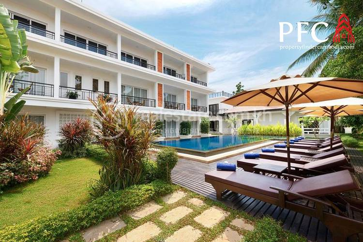 commercial Hotel for rent in Svay Dankum ID 110305 1