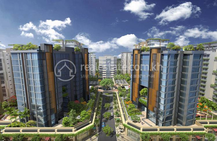 residential Condo1 for sale2 ក្នុង Srah Chak3 ID 1059614 1