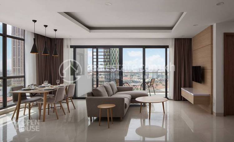 residential Apartment for rent in Tonle Bassac ID 106064 1