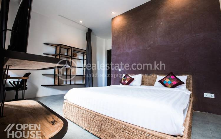 residential Apartment for rent in Tonle Bassac ID 105797 1