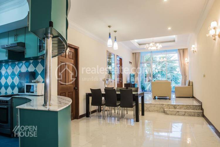 residential Apartment for rent in BKK 1 ID 108312 1