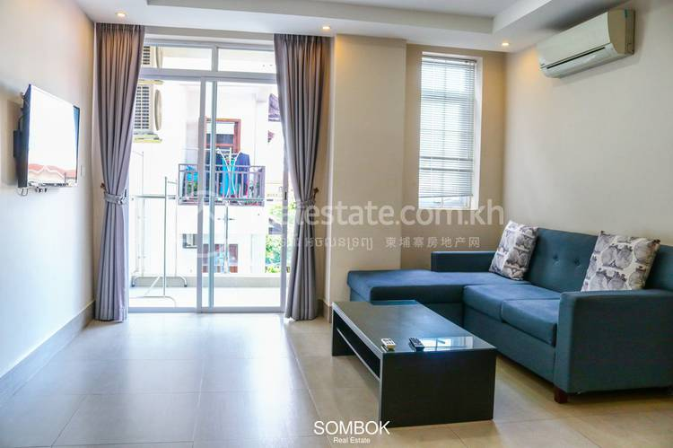 residential Apartment for rent in BKK 2 ID 106816 1