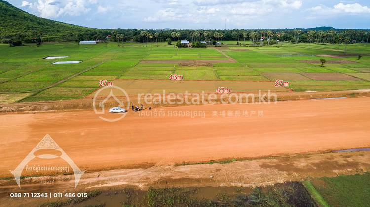 residential Land/Development for sale in Srae Thmei ID 108807 1