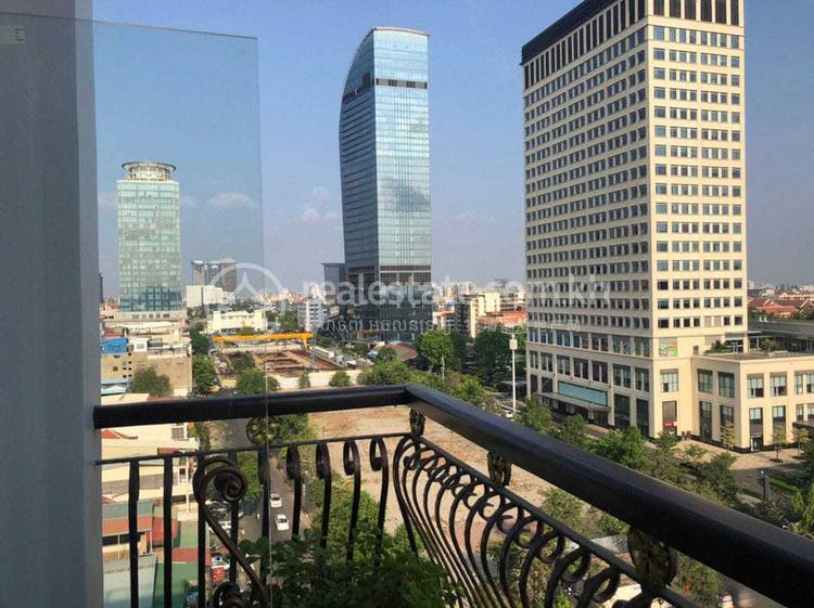 residential Apartment for rent in Wat Phnom ID 109736 1