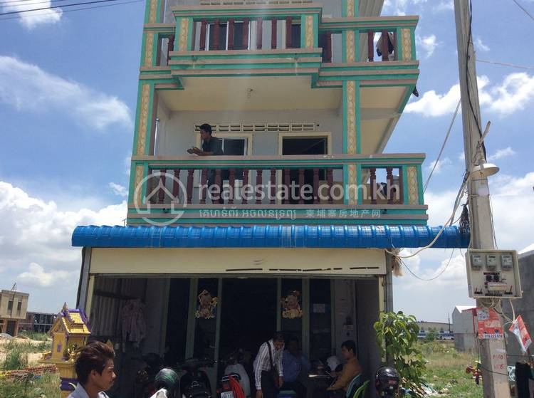 residential Shophouse for sale in Chaom Chau 2 ID 108687 1