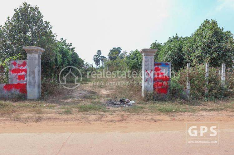 residential Land/Development for sale in Siem Reab ID 106138 1