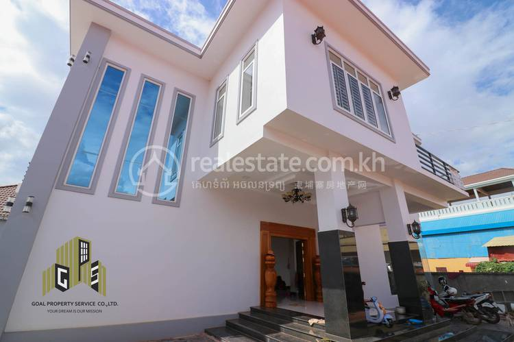 residential Villa for rent in Kouk Chak ID 105962 1