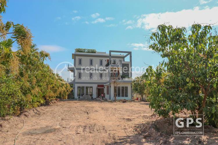 residential Villa for rent in Siem Reab ID 105970 1