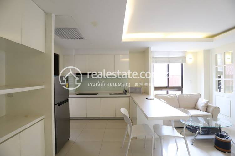 residential Apartment for rent in Tonle Bassac ID 109526 1