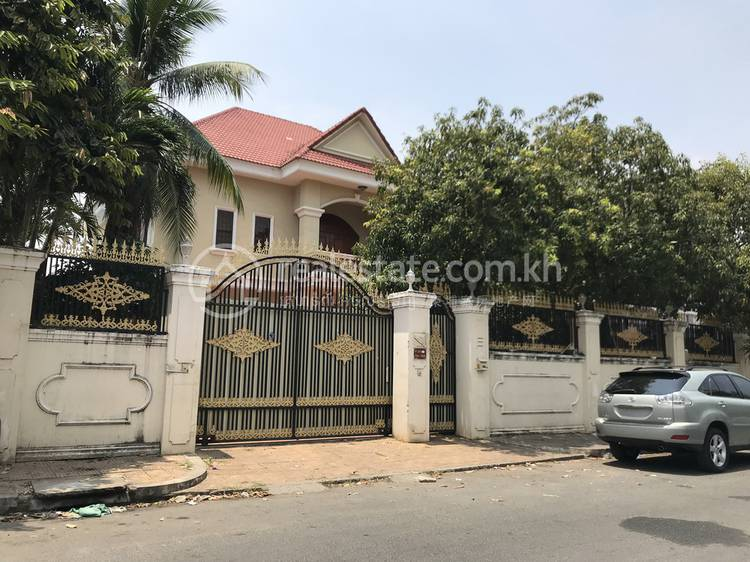 residential Villa for sale in Boeung Kak 2 ID 105768 1