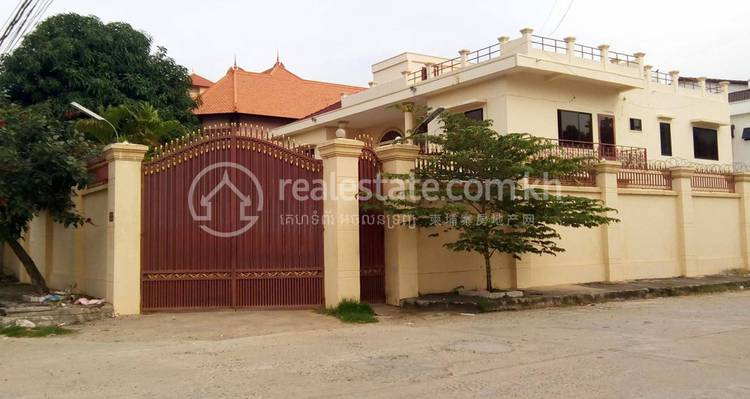 residential Villa for rent in Boeung Salang ID 107628 1
