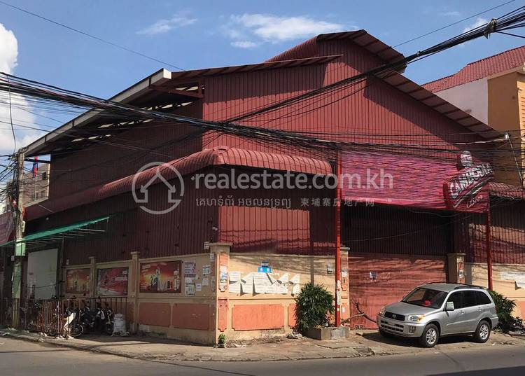 commercial Warehouse for rent in Toul Svay Prey 1 ID 109592 1