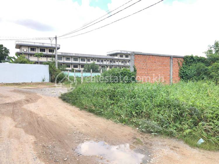 residential Land/Development for sale in Phnom Penh Thmey ID 109541 1