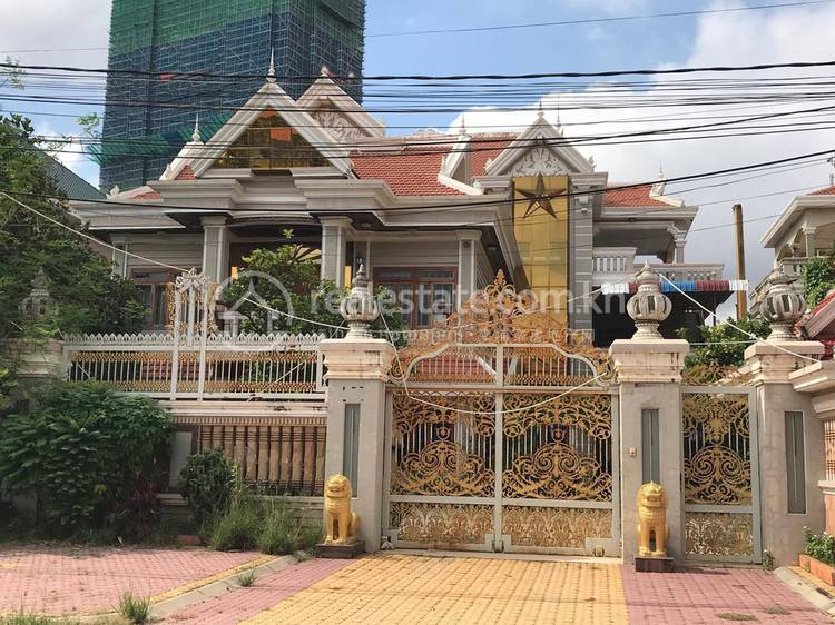 residential Villa for rent in Boeung Kak 1 ID 109618 1