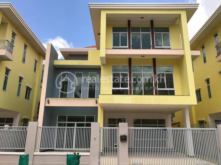 residential Villa for rent in Tonle Bassac ID 106779 1