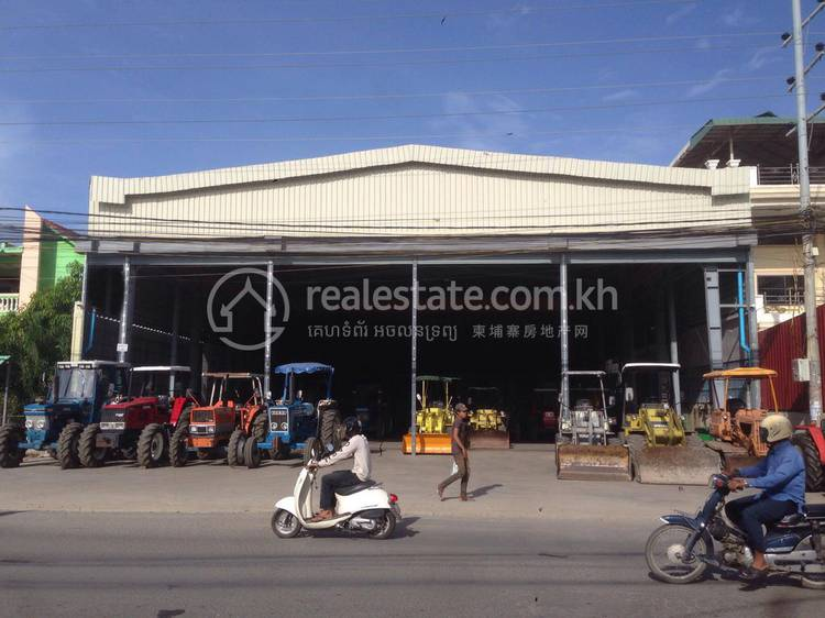 commercial Warehouse for rent in Phsar Depou I ID 110181 1