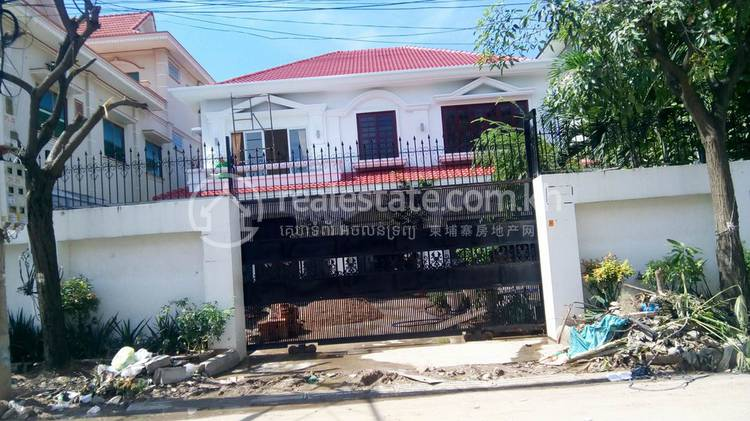 residential Villa for rent in Boeung Kak 1 ID 106818 1
