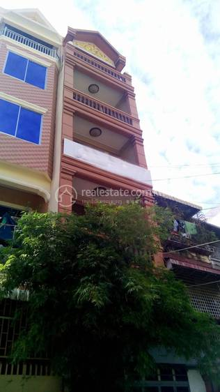 residential Flat for rent in Boeung Prolit ID 107407 1