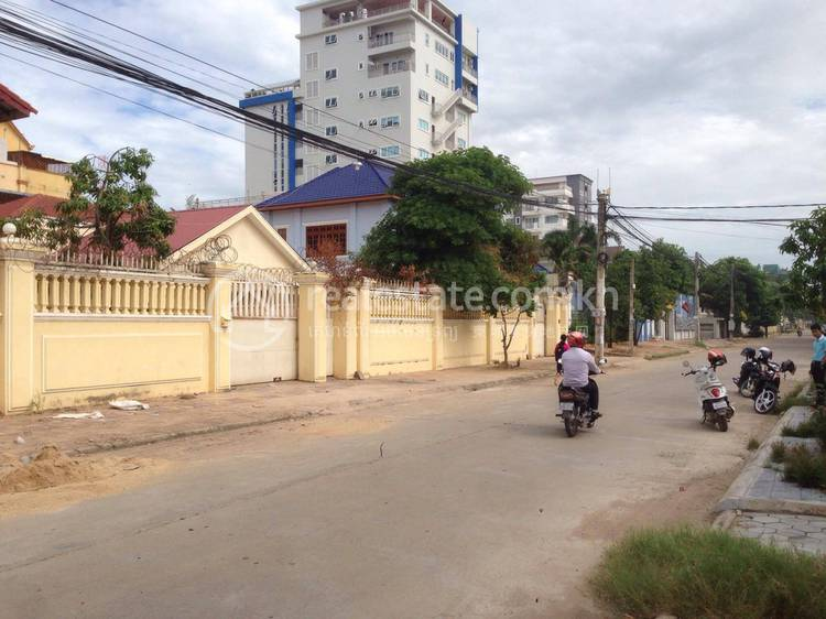residential Villa for rent in Boeung Kak 2 ID 110180 1