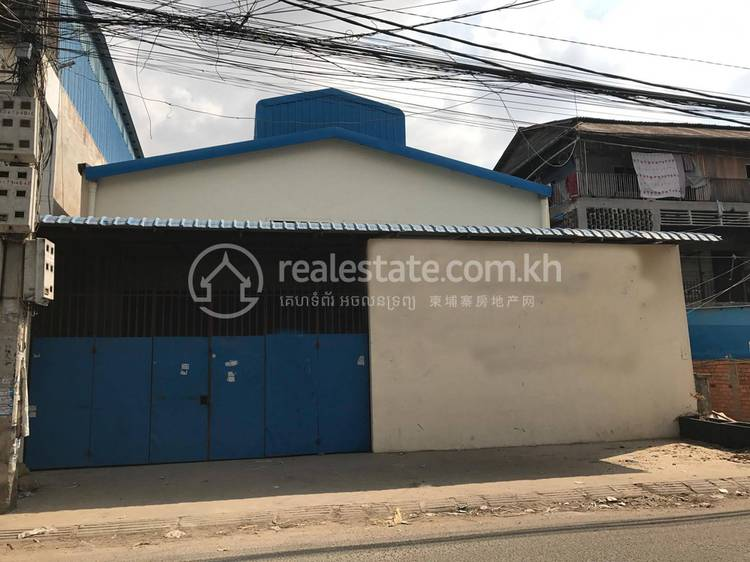 commercial Warehouse for rent in Toul Svay Prey 1 ID 109595 1