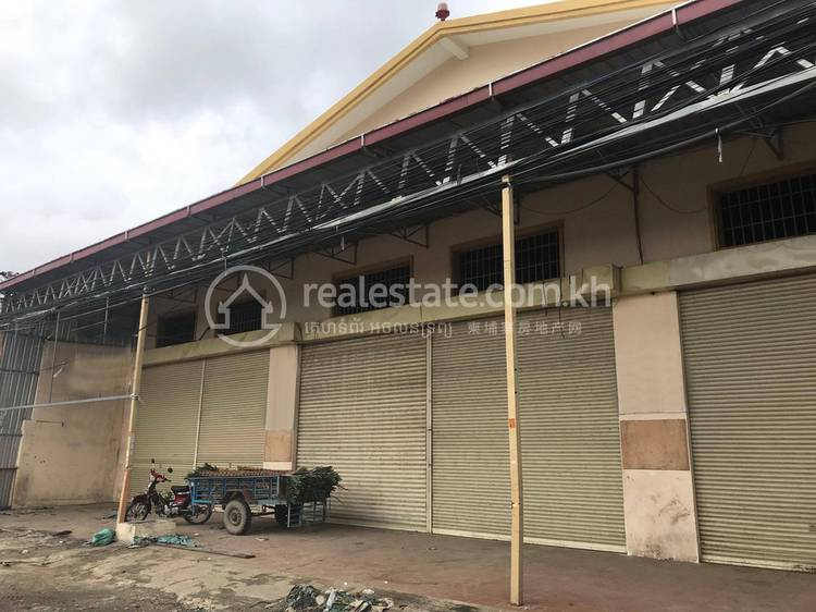 commercial Warehouse for rent in Phsar Depou I ID 109617 1