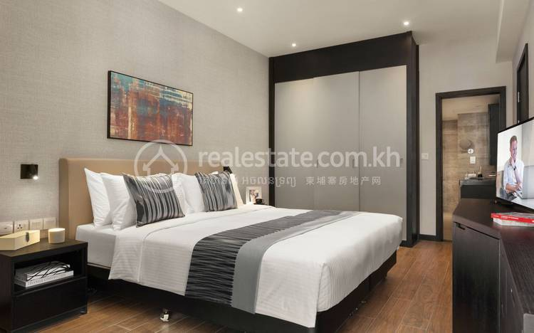 residential Condo for rent in Tonle Bassac ID 107595 1
