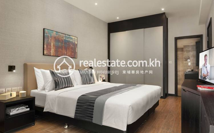 residential Condo for rent in Tonle Bassac ID 107600 1