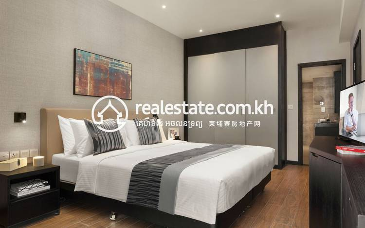 residential Condo for rent in Tonle Bassac ID 107606 1