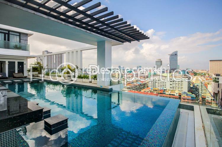 residential Apartment for rent in Boeng Reang ID 110597 1