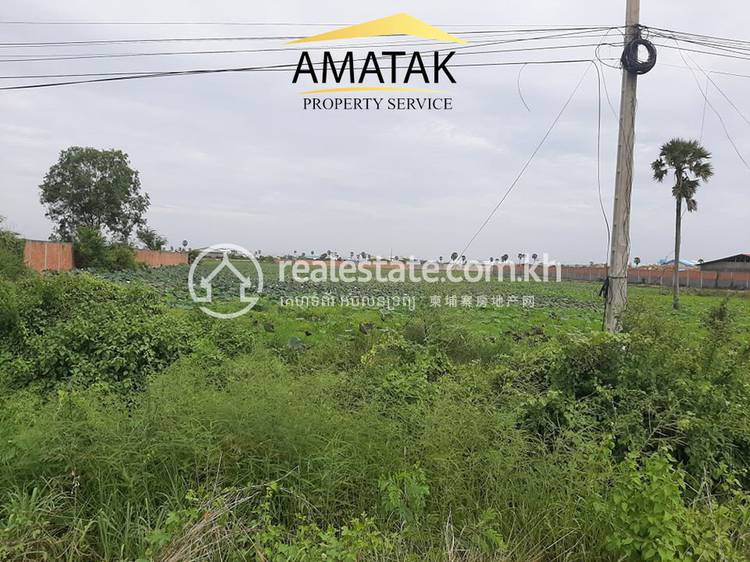 commercial Land/Development for sale in Cheung Aek ID 110849 1