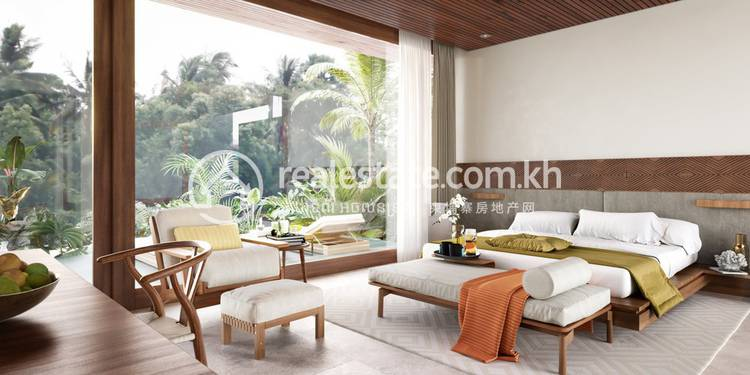 residential Villa for sale in Angkor Chey ID 111008 1