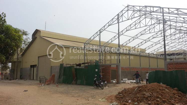 commercial Warehouse for rent in Boeung Tumpun ID 110511 1