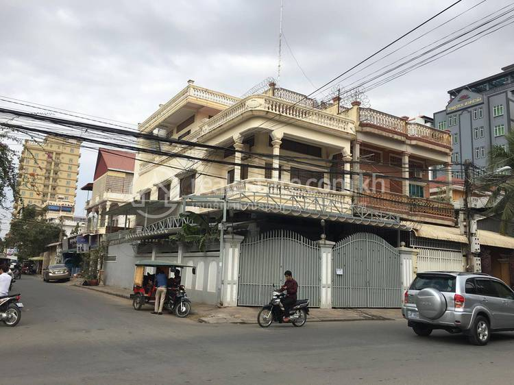 residential Retreat for rent in Toul Tum Poung 1 ID 111425 1