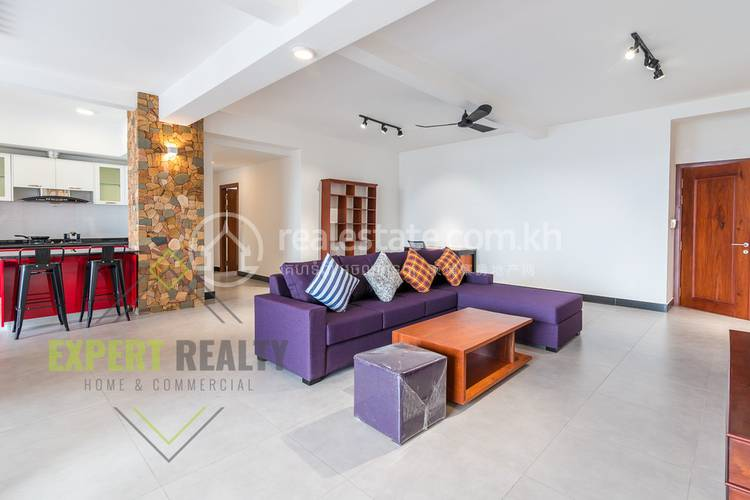 residential Apartment for rent in Tonle Bassac ID 110750 1