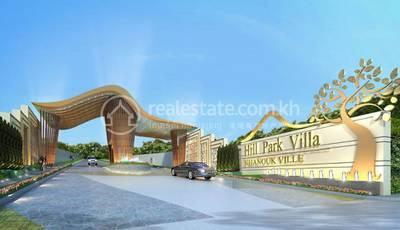 Hill Park Villa - Sihanoukville for sale in Sangkat Bei ID 111238