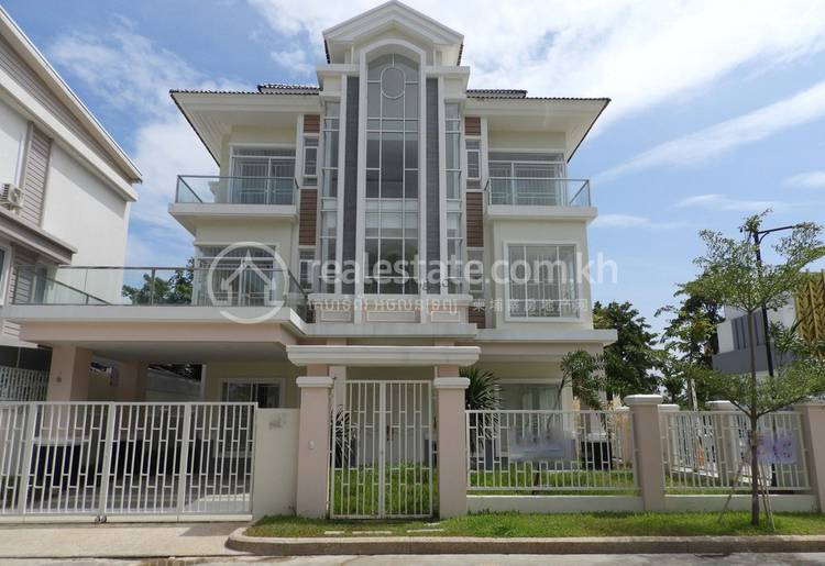 residential Villa for rent in Chrang Chamres 2 ID 111782 1