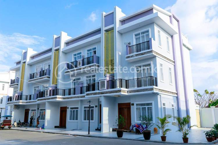 Borey Sambath Meanheng 3 for sale in Preaek Aeng ID 110664 1