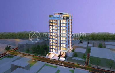 BK Residence for sale in Veal Vong ID 110512