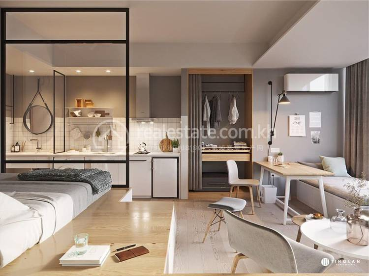 residential Condo for sale in Boeung Kak 1 ID 112241 1