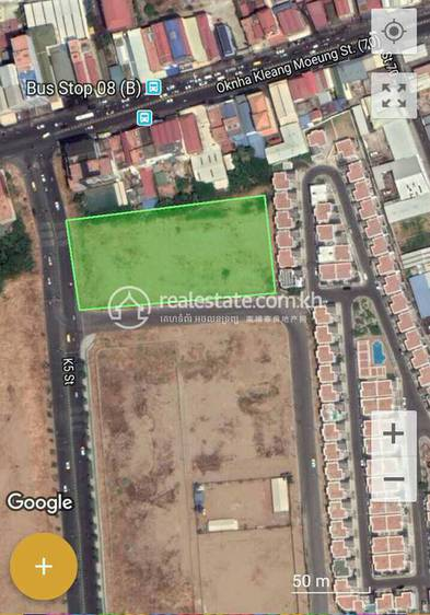 residential Land/Development for sale in Phsar Chas ID 111005 1