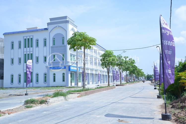 residential Shophouse for sale in Cheung Aek ID 111595 1