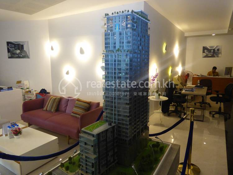 residential Condo for sale in Tonle Bassac ID 112169 1