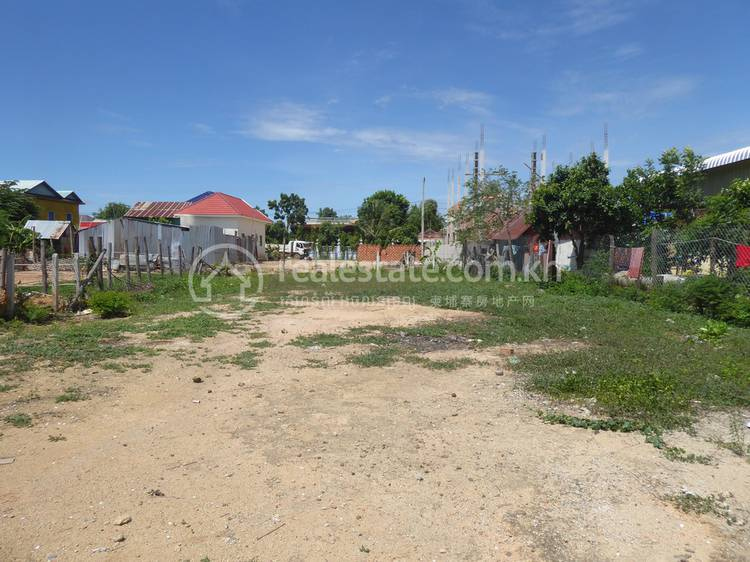 residential Land/Development for sale in Samraong ID 112120 1