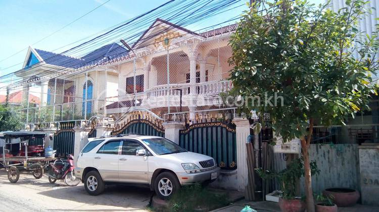 residential Villa for rent in Boeung Kak 2 ID 111991 1