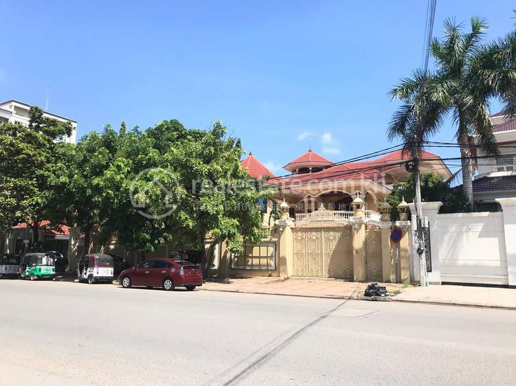 residential Villa for rent in Phsar Depou I ID 111639 1