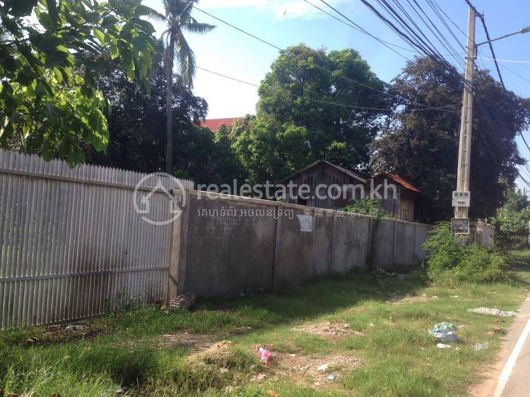 residential Land/Development for sale in Chroy Changvar ID 110761 1