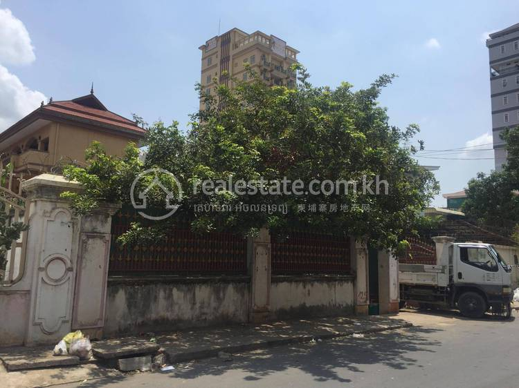 residential Land/Development for sale in Toul Tum Poung 1 ID 111321 1