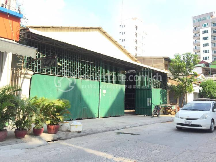 commercial Warehouse for rent in Toul Tum Poung 1 ID 111150 1