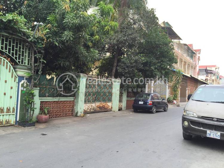 residential Villa for sale in Toul Tum Poung 1 ID 111317 1