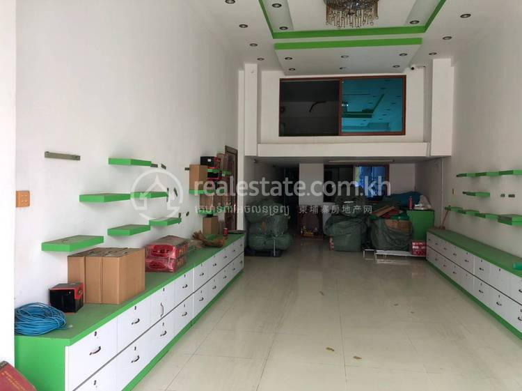 residential Shophouse for rent in Phsar Thmei I ID 111073 1